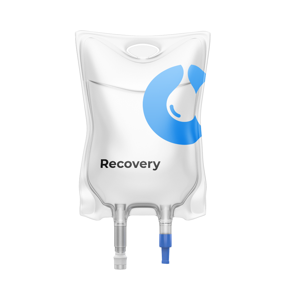 Cure Wellness IV Bag - Recovery Drip